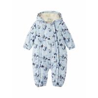 Mow baby vinterdress Lysblå