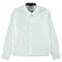 Faxi penskjorte hvit 116-164