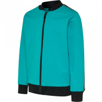 Hummel Andres zip jacket Lake Blue