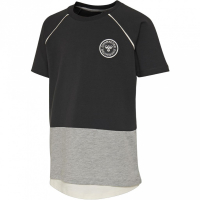 Hummel Seth t-skjorte Svart/Grå