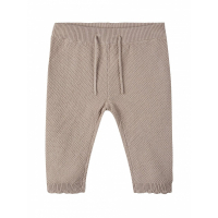 Lakia strikket bukse baby Beige