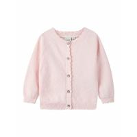 Lakia strikket jakke baby Rosa