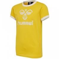 Hummel Kamma t-shirt Sulphur