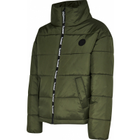 Hummel North Pufferjacket Olive Night