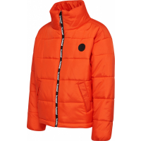 Hummel North Pufferjacket Tangerine Tango