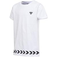 Hummel Wolf T-skjorte hvit