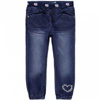 Rie jeans Bolit Mini med hjerter