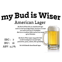 my Bud is Wiser