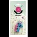 Tula Pink USB Unicorn Blue 16 GB