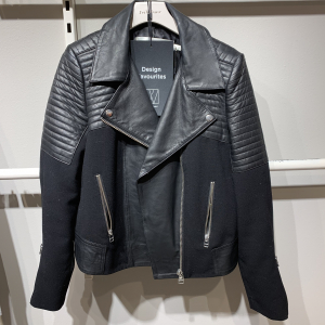 Glenda Leather Jacket