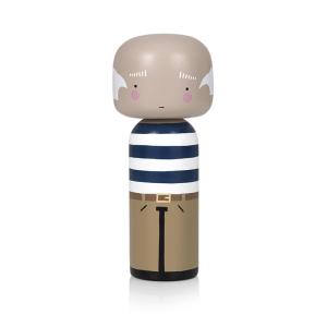 Pablo Kokeshi doll