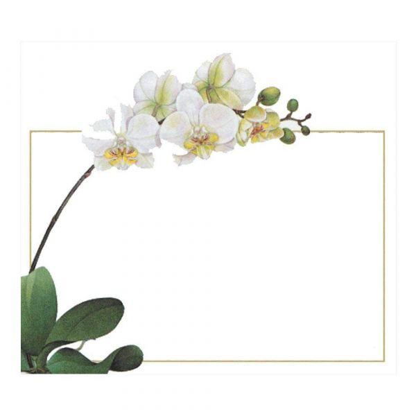 """Orchid"" Bordkort"