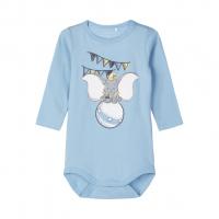 Dumbo Ivor Body baby Dusk Blue