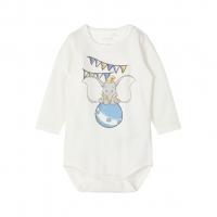 Dumbo Ivor Body baby Snow White