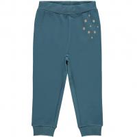 Rita bukse med stjerne mini Silver Pink