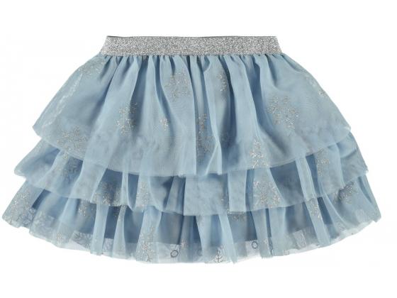 Aubree Frozen tyllskjørt Cashmere Blue