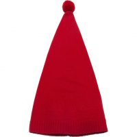 MINI Q TURE - SANTA HOOD CHINESE RED