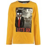 Garcia Kids Boys T-shirt ls Golden