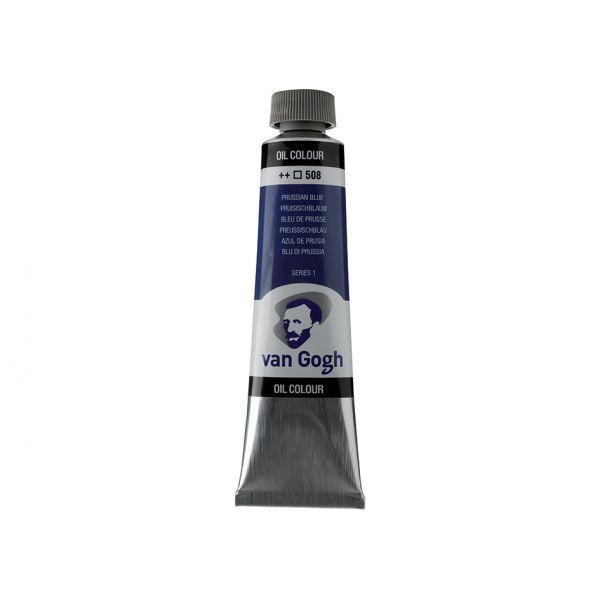 VAN GOGH OLJEF  40 ML 508 PRUSSIAN BLUE
