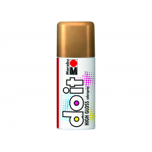 Marabu do it colorspray 150ml – 484 High Gloss Gold