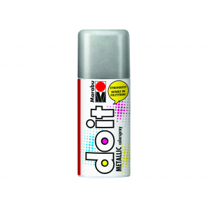 Marabu do it colorspray 150ml – 782 Metallic Silver