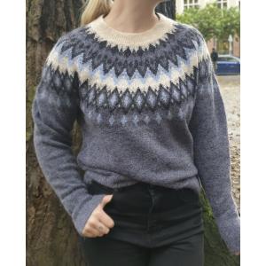 Ninni genser denim