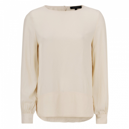 Ally bluse offwhite