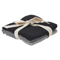 Dish cloth mix black 3 pcs