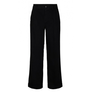 Augusta flare jeans - Soft black