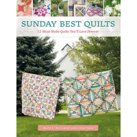 Sunday best quilts bok