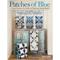 Patches of blue bok
