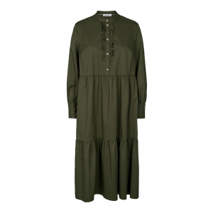 Pretoria Dress - Army