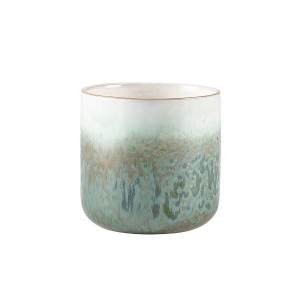Duftlys keramikk stor Cactus Blossom