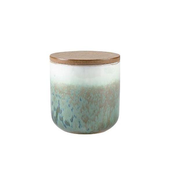 Duftlys keramikk m/lokk Cactus Blossom