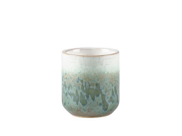 Duftlys keramikk liten Cactus Blossom
