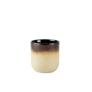 Duftlys keramikk liten Sweet Wood