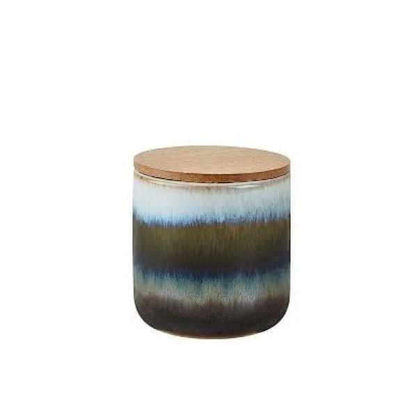 Duftlys keramikk m/lokk Cotton Blossom