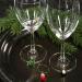 Pynt til vinglass - julemix glass