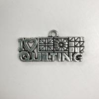Charms quilt rektangel