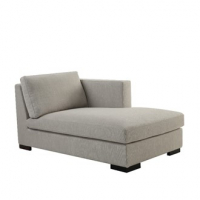 Modulsofa chaise lounge lin right