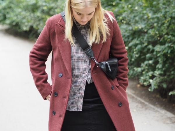 Zelie Classic Coat