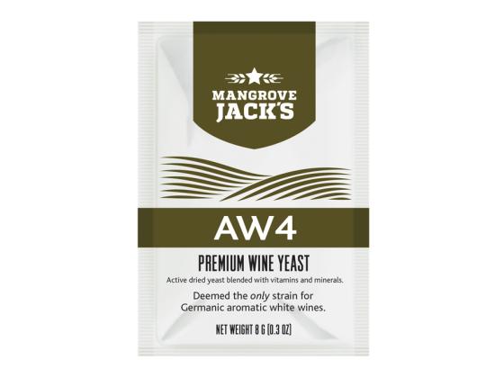 AW4 - Premium Wine Yeast