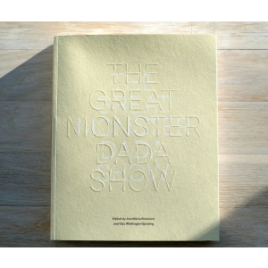 The Great Monster Dada Show-katalog engelsk