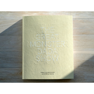 The Great Monster Dada Show-katalog norsk