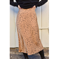 Neo Noir LULLA BIG DOT SKIRT