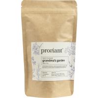Proviant frukt te grandma's garden pose