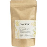 Proviant grønn te orange cream pose