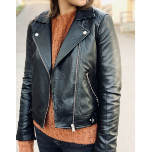 Katie Leather Jacket