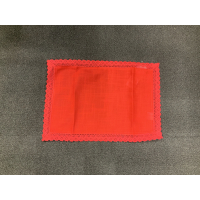 Brikke Red lace 30x45