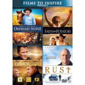 FILMS TO INSPIRE VOL 2 - DVD